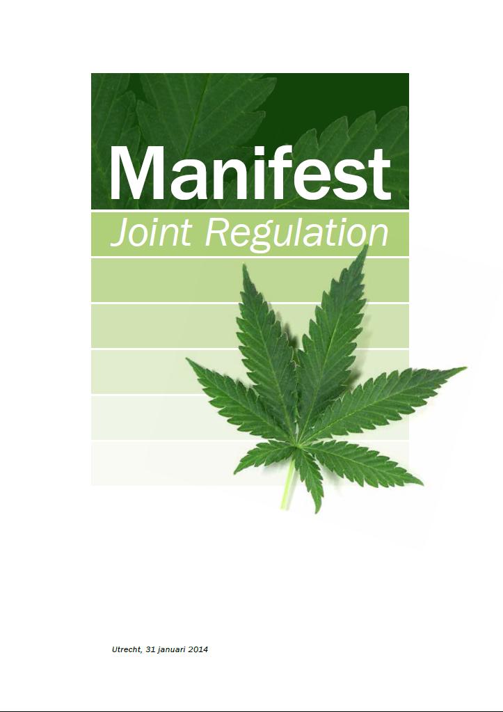 Omslag van het manifest Joint Regulation