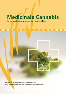 VWS-folder over medicinale cannabis (2003)