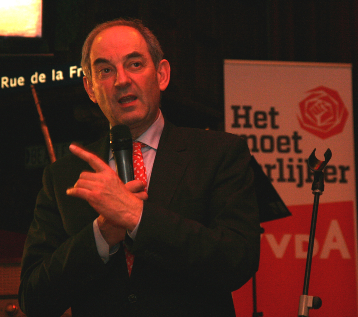 Job Cohen in Venlo (Foto: PvdA)