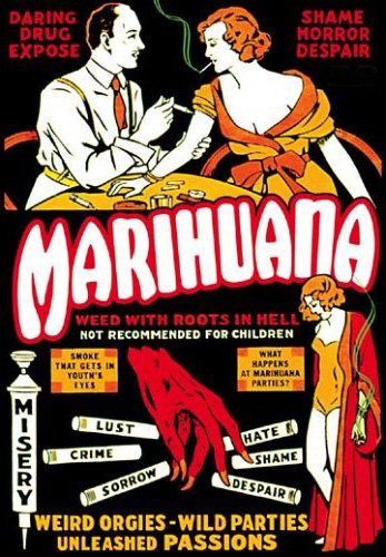 Marihuana: Weed with roots in hell (1936)