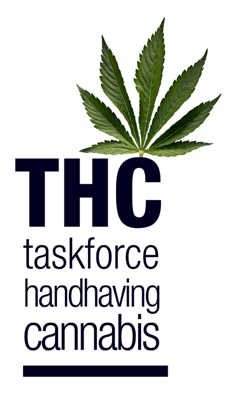 Logo Taskforce Handhaving Cannabis