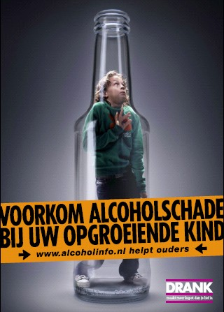 Campagne van www.alcoholinfo.nl