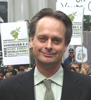 Marc Emery (foto: Cannabis Culture)